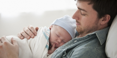 Для зачатия ребенка мужчина